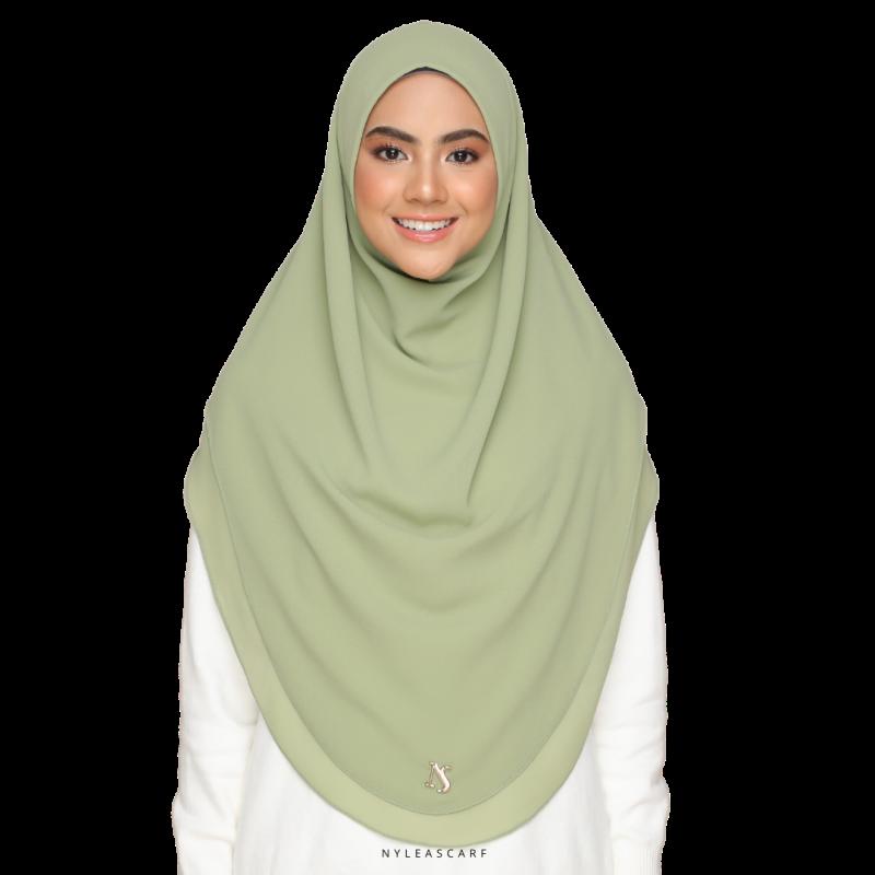 Mysara Sage Green