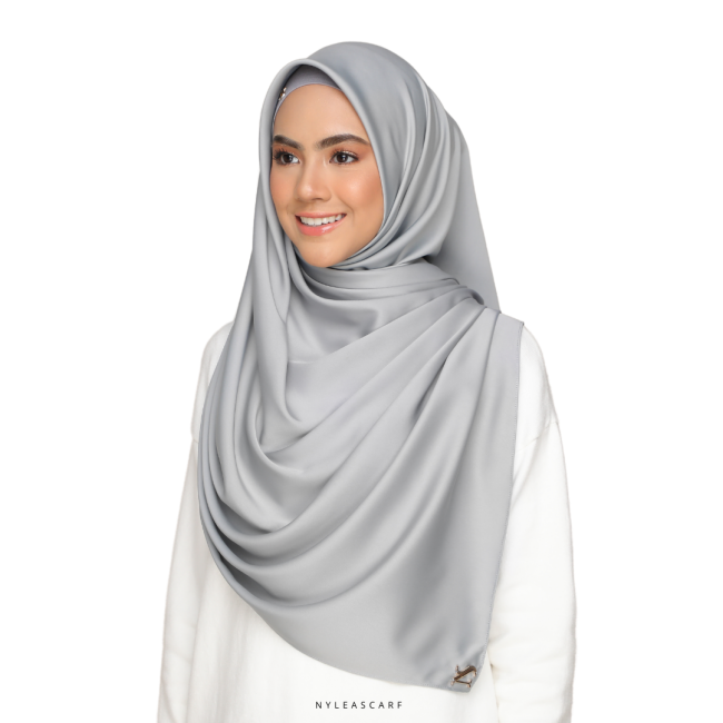 Musalmah Light Grey