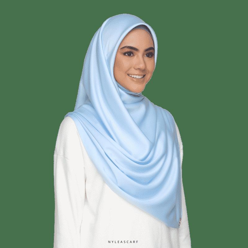 Musalmah Sky Blue