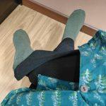 Selesa Socks In Khakis photo review