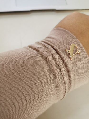 Hijrah Handsock In Taupe photo review
