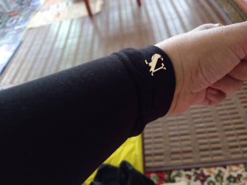 Hijrah Handsock In Black photo review